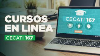 Cursos en linea Cecati 167 2021
